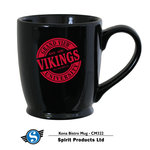 MUG - BLACK WITH RED IMPRINT KONA BISTRO MUG