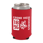 CAN COOZIE RED - NEOPRENE